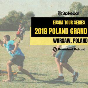 Spikeball Roundnet Grand Slam Warsaw 15 czerwca Nieporęt