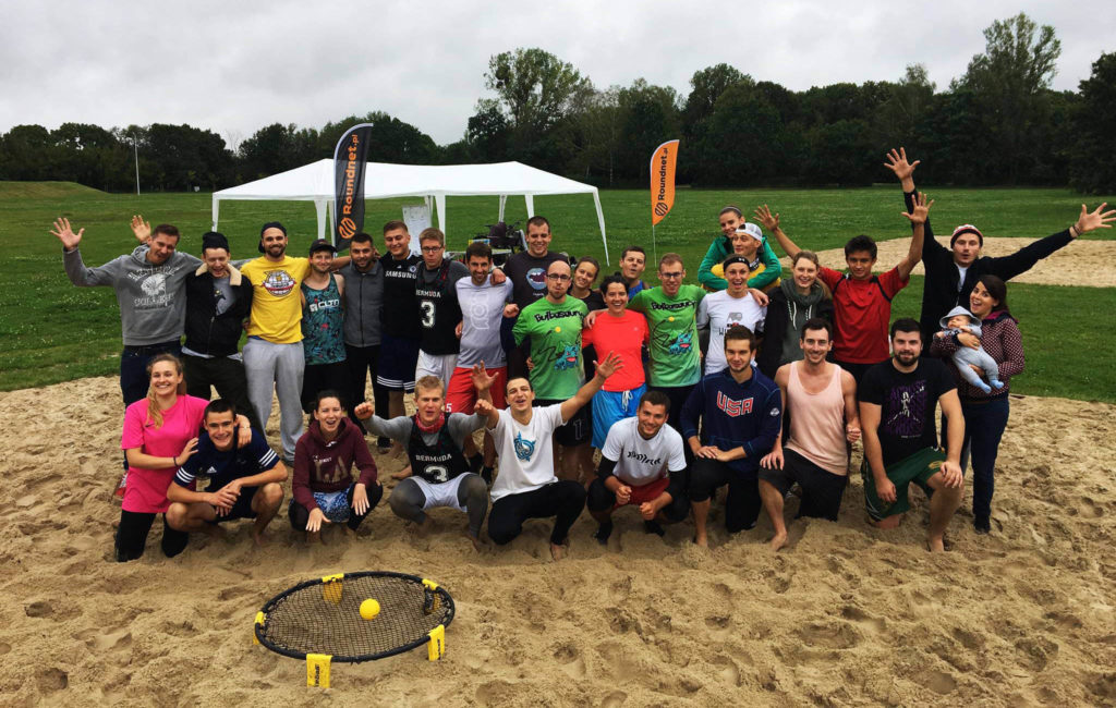 Spikeball Roundnet Polska